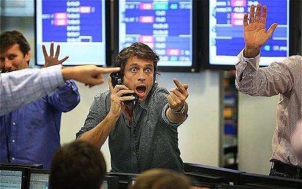 STOCKMARKET VOLATILITY