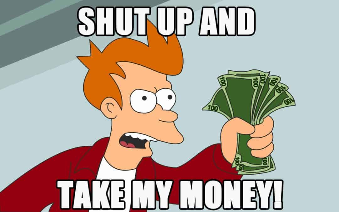 futurama shut up and take my money card 34