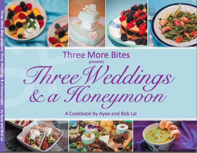 three weddings and a honeymoon