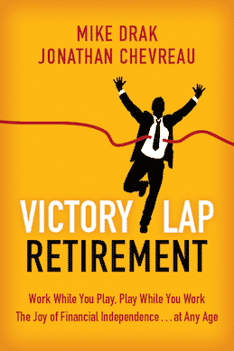 Victory Lap Retirement Front Cover