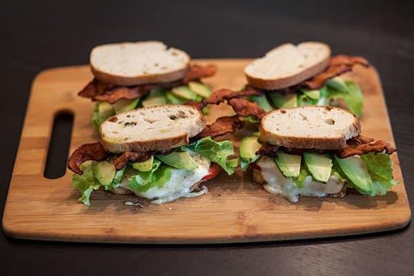 MBAT sandwich