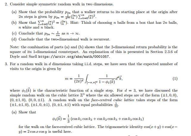 Math 318 UBC