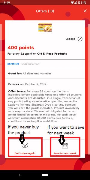 saving deals