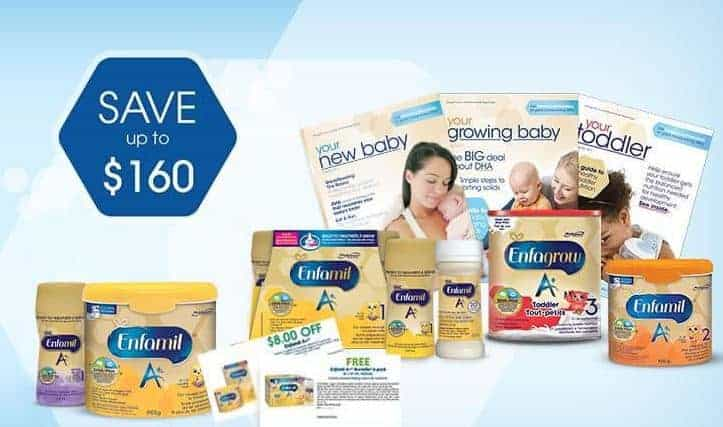 Baby Freebies - Enfamil