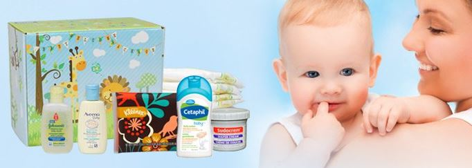 Free Baby Stuff - London Drugs Baby Welcome Package